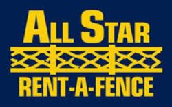 All Star Rental Fence